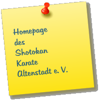 Homepage des Shotokan  Karate  Altenstadt e. V.